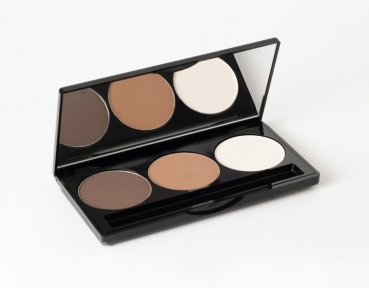 CCG Eye Shadow matt TRIO